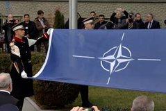 Bëhet realitet ëndrra! Ngrihet flamuri i NATO-s para Kuvendit të