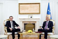 Fillojnë përplasjet e para në Kosovë, Hashim Thaçi