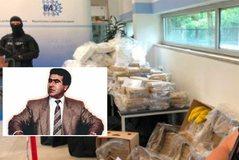 Trafikoi 14 mld euro drogë, ekstradohet drejt Francës