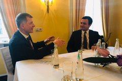 Diplomati britanik takohet me Albin Kurtin, zbardhet porosia e