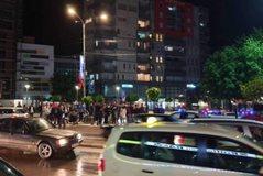 Aksident i rëndë në Tiranë, makina përplas