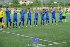 """Turp me Dinamon, italianët e braktisin, """"nëndetësja"""""""
