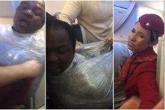 """""""Kishte vizë false"""", pasagjeri refuzoi të deportohej,"""