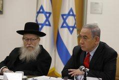 Kryeministri izraelit hyn për herë të dytë në izolim,