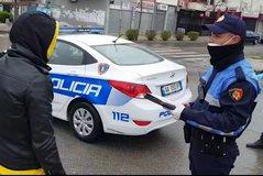 2 mijë gjoba nga Policia e Shtetit për lëvizje pa leje, ja