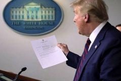 SHBA-ja në gjendje alarmi/ Presidenti Trump testohet sërish për