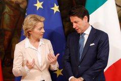 Presidentja e Komisionit Evropian i kërkoi falje, Conte i dërgon