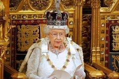Fjalimi i rrallë i mbretëreshës për britanikët,