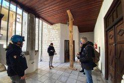 Dëmet pas tërmetit, ekspertët italianë inspektim në