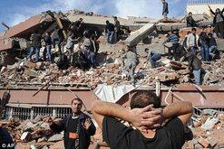 Tërmeti që 'gjunjëzoi' Turqinë, Kosova dhe