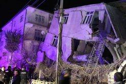 Muret e klinikës dridheshin nga tërmeti i fuqishëm/ Ndodh