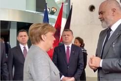 VIDEO/ Rama përfundon takimin me Angela Merkel, ky është mesazhi