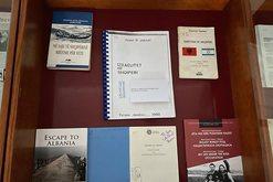 Hebrenjtë dhe Shqipëria, aktivitete në Tiranë dhe