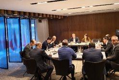 Diskutimet për reformën zgjedhore, Gjiknuri dhe Bylykbashi kundër