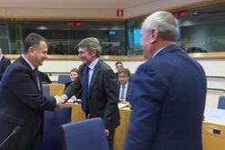 Numri 2 i PS bën reagimin e fortë nga Brukseli për liderët e