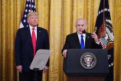 Donald Trump prezanton planin për zgjidhjen e konfliktit