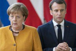 'Përplasen' Merkel dhe Macron? Prestigjiozja britanike flet