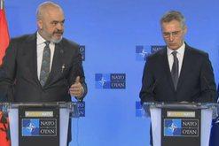 Rama takon shefin e NATO-s, flet nga Brukseli për marrëdhëniet