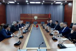 Kryeprokurori Olsian Çela takon delegacionin e prokurorisë së