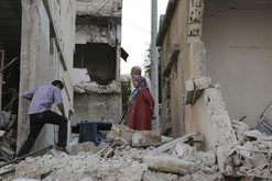 Qindra mijëra sirianë humbin jetën nga i ftohti në arrati