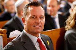 Grenell mohon mbështetjen për ndryshimin e kufijve Kosovë