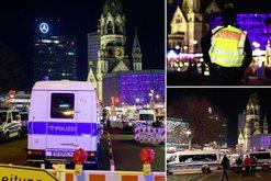 Sulm i frikshëm me armë në qendër të qytetit gjerman,