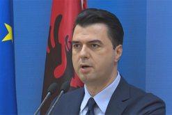 29- vjetori i rrëzimit të bustit, Basha thirrje shqiptarëve: