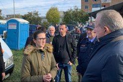 Dhuroi 1 milion euro për banesa pas tërmetit, familja Pacolli