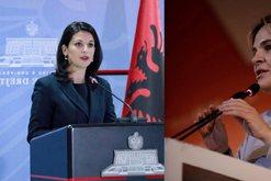 """""""Halabake rrugësh, jep dorëheqjen!"""", aktivistja del me"""