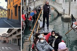 Koronavirusi/ Këto tre shtete bllokojnë fluturimet me Italinë