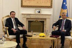 Albin Kurti nis punën për shkarkimin e Hashim Thaçit: Kam