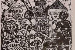 Rrugëtimi historik i hebrenjve, në ciklin e ri grafik të Abaz