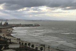 Përkeqësohet moti në vend,  stuhi dhe erë e fuqishme me