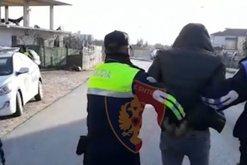 Valë arrestimesh në vend, vihen në pranga disa persona dhe iu
