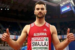 Atletika regjistron suksesin e radhës, Izmir Smajlaj dhe Franko Burraj