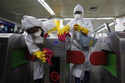 Shtohet frika në botë prej epidemisë së koronavirusit,