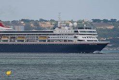 Një tjetër anije turistike i druhet epidemisë, pati raste me