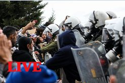 Greqia është në një gjendje alarmi dhe kaosi,