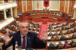 """""""Presidenti nuk përfaqëson më unitetin"""", deputetja e"""
