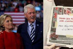 Koronavirusi, nismë bujare nga Klintonët, dërguan pica për