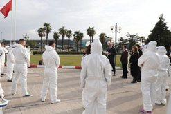 Shqipëria i dërgon Italisë 30 mjekë e infermierë,