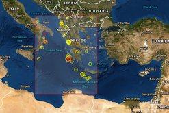 Tërmeti me magnitudë 4.5 shkund Greqinë, mësoni ku ishte