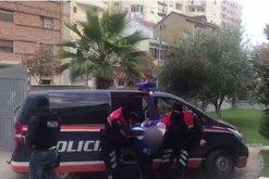 Shpërndanin kokainë në qytetin e Durrësit, tre të