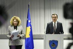 Qeveria e Kosovës heq taksën për mallrat serbe, nga sot hyn
