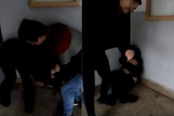 Pamje të tmerrshme/Dy djem dhunojnë keq një vajzë dhe e