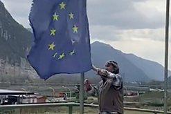 Trentino ul flamurin e BE, Matteo Salvini publikon videon dhe jep mesazhin e