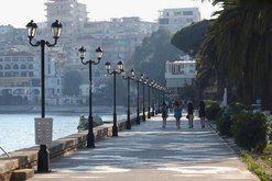Shfaqi simptoma të koronavirusit, qytetari në Sarandë bën
