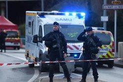 Krim në mes të Francës, një burrë vrau me thikë dy