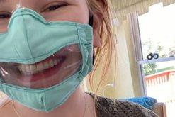 Ideja gjeniale e një studenteje, realizon maskat mbrojtëse për