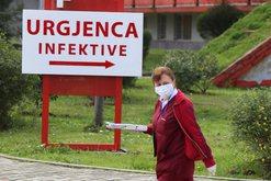 E konfirmuar me koronavirus / Humb jetën një grua tek Infektivi